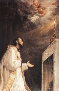 San Antonio Mª Zaccaria y la Eucaristía.