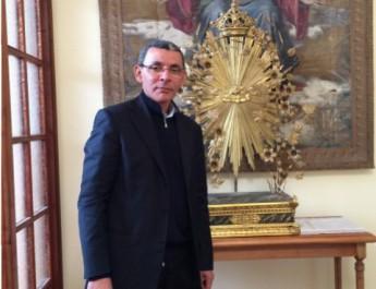 Bienvenido Padre General a nuestra Provincia