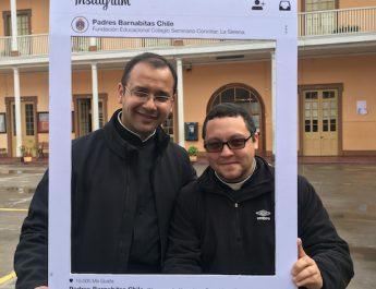 #YorezoporlasVocacionesBarnabitas en la Fundación Educacional Colegio Seminario Conciliar