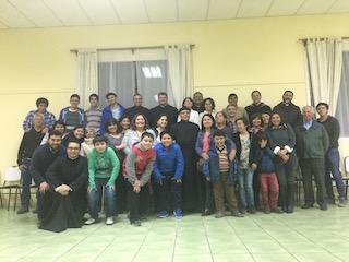 25 Años de Sacerdocio del Padre Guillermo Valdivia