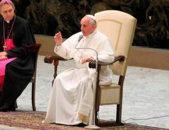 Necesitamos urgente una nueva cultura vocacional, expresa el Papa Francisco