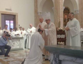 Ordenación Diaconal del Hermano Ricardo Díaz
